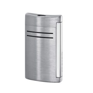 Briquet Maxijet Chrome Gris