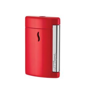 Briquet Minijet Chrome Rose
