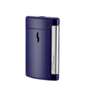 Briquet Minijet Chrome Violet