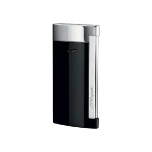 Briquet Slim  Chrome Noir