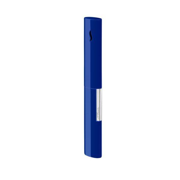 Briquet de Table The Wand bleu chrome st dupont