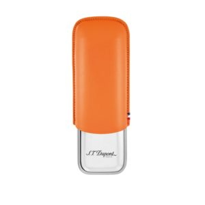 Etui a Cigares Double Orange