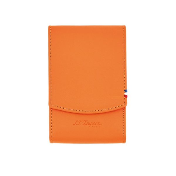 Etui a Paquet De Cigarettes Orange
