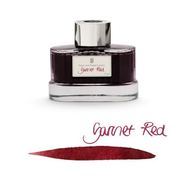 Encre En Flacon Rouge Graf Von Faber Castell