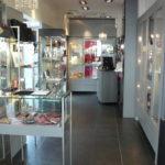 Intérieur boutique de stylo orleans