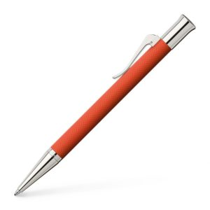 Stylo Bille Guilloche Orange