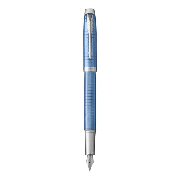 Stylo Plume Parker Im Premium Blue Ct