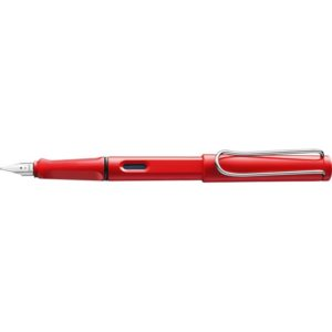 Stylo Plume Safari Rouge