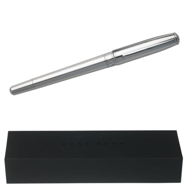 Stylo plume Essential Chrome 4