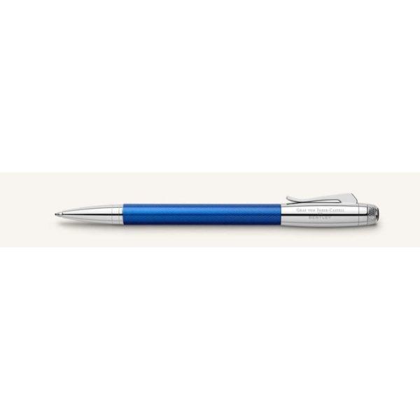 stylo bille bentley bleu