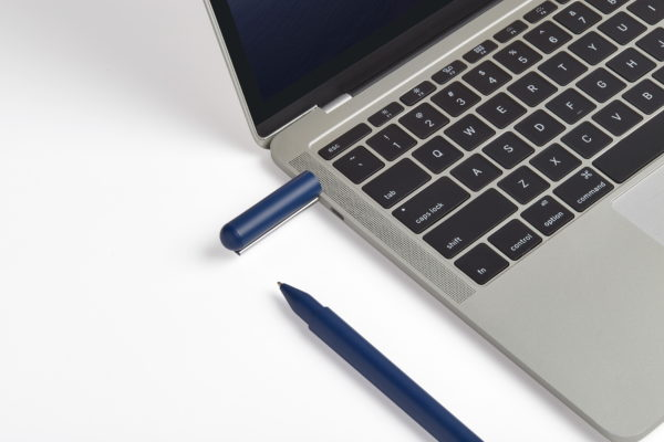 Stylo USB Bleu